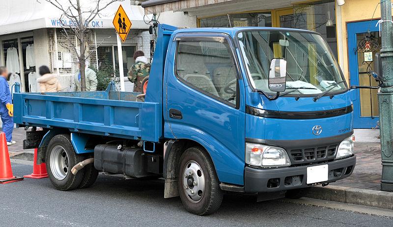 トヨタ・トヨエースの画像 p1_24