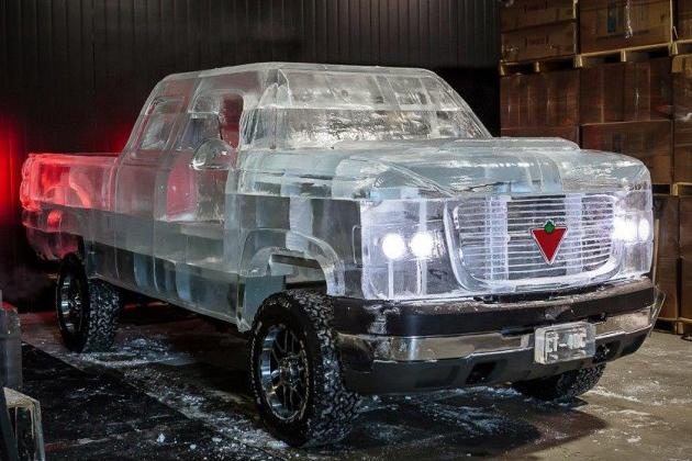 氷トラック