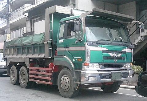 UDトラックス 日産 ビッグサム