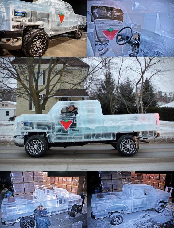 氷トラック全貌